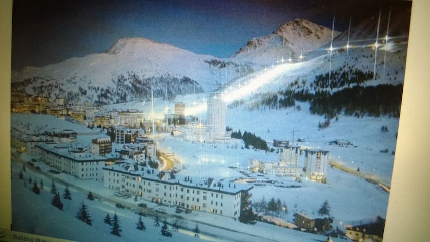 Lovely apartment in Sestriere!!!  - Colle Sestriere - Bed & Breakfast