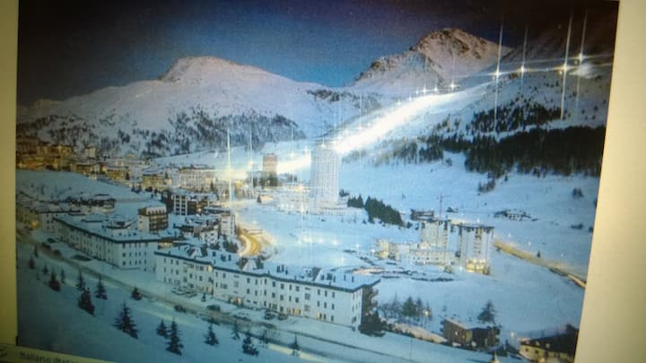 Lovely apartment in Sestriere!!!