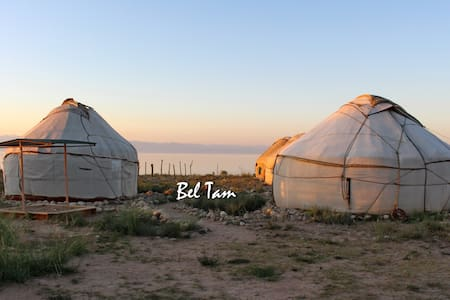 Yurt Camp Beltam (Seaside)