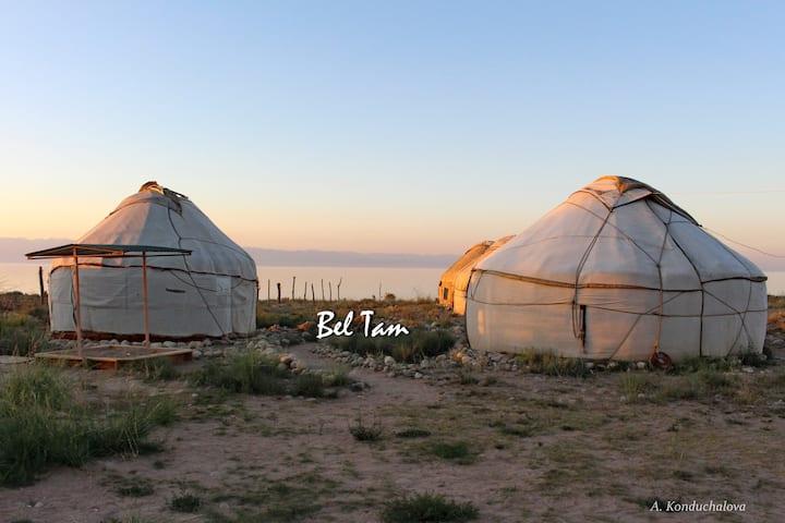 Yurt Camp Beltam (Seaside)