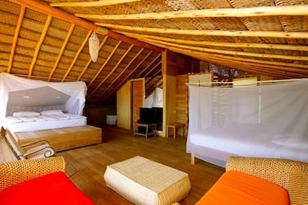 Marvelous Suite in an Ecolodge - Máncora - Bed & Breakfast