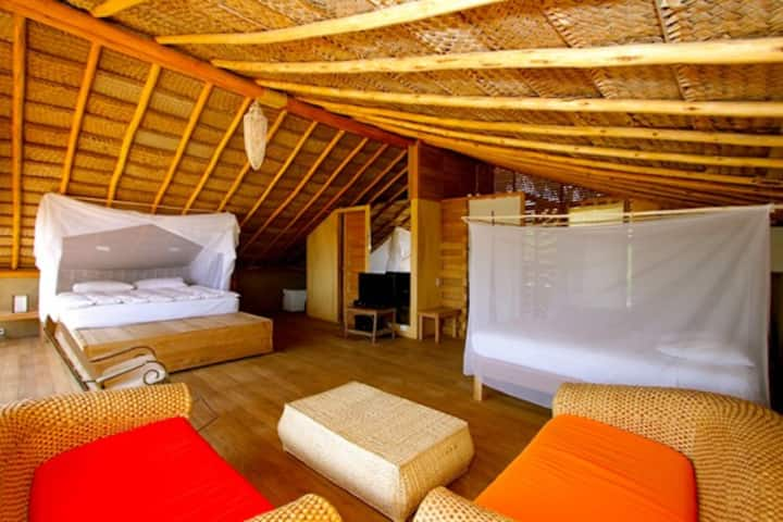 Marvelous Suite in an Ecolodge
