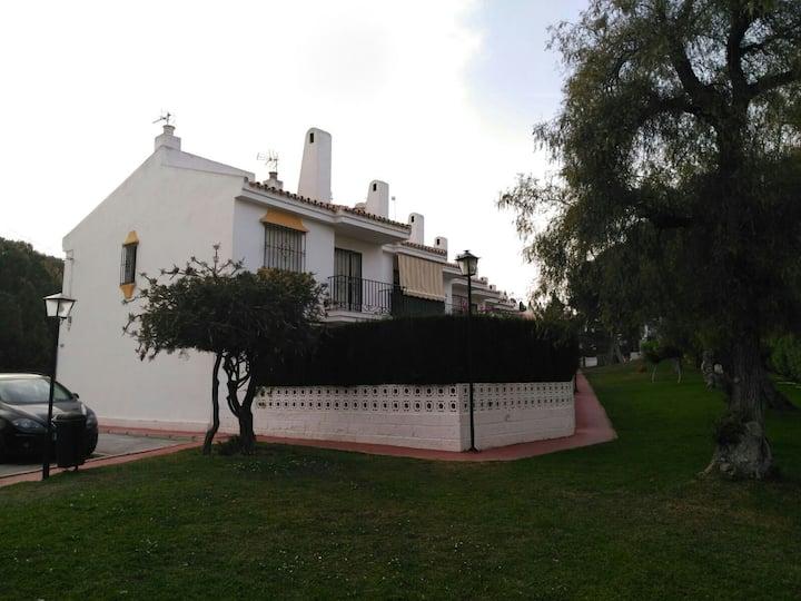 Cañuelo house, playa paraiso.