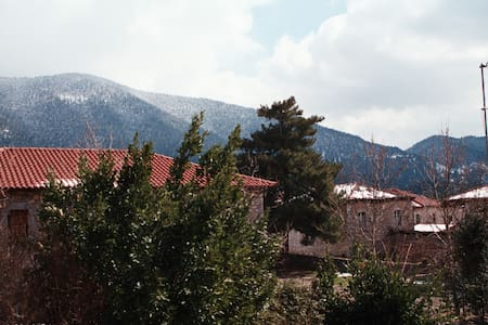 Traditional Arcadian Mountain Home - Βυτίνα