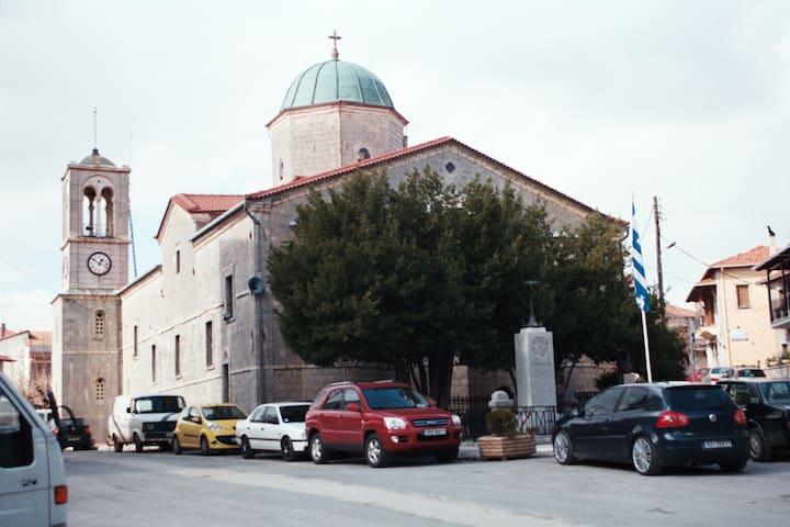 Άγιος Τρύφωνας