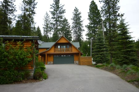 CARRIAGE HOUSE - PEACEFUL GETAWAY IN THE COUNTRY! - Coeur d'Alene