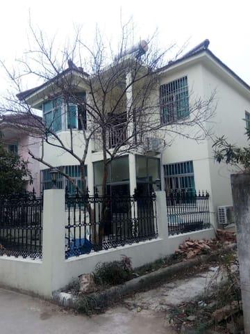欢迎来西山太湖玩 - Suzhou - House