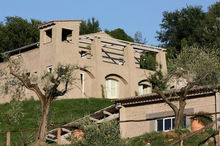 Casale di Poyel  Agriturismo Bio - Magliano Sabina - Penzion (B&B)