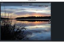 2 mins lake & serenity 5 mins to bus, pub & beach