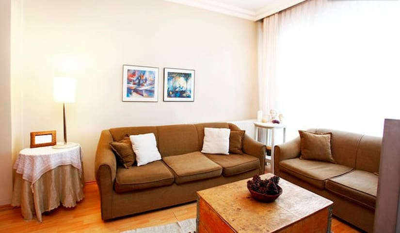 cozy room close to Taksim, Istanbul - İstanbul - Daire