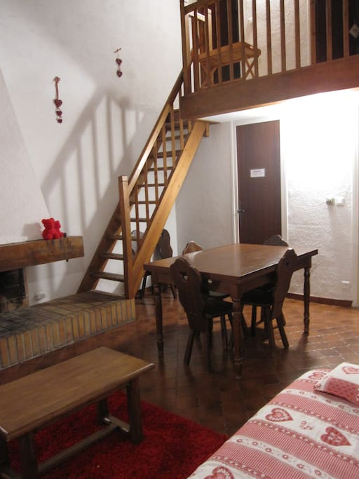 duplex in the center 4 6 pax flats for rent in ar 226 ches la frasse rhone alpes
