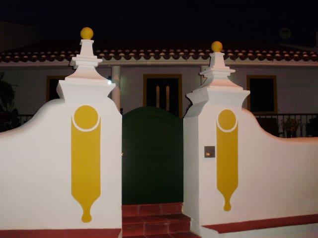 Casa para férias no Monte dos Bens - Mértola - Casa