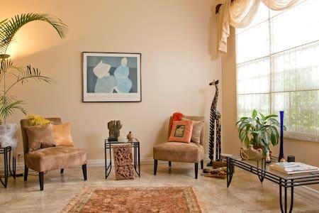 Luxury Living for Peanuts! DELIGHT - Escazu - Rumah