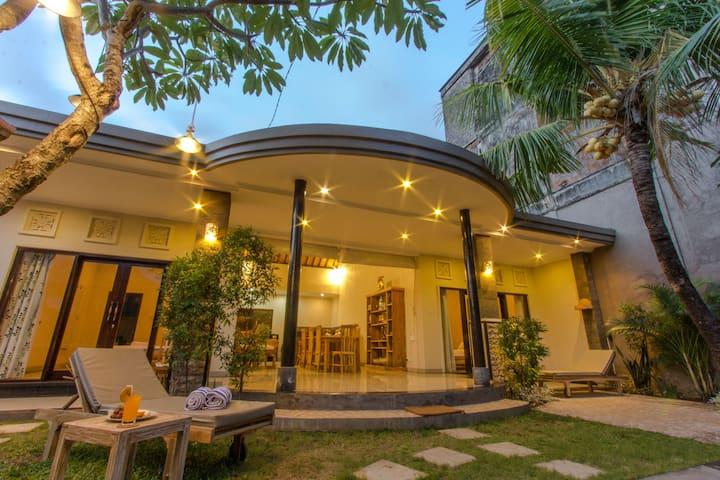 Cozy brand new villa in Umalas, Bali.