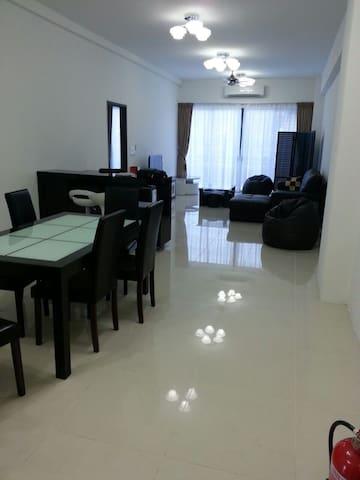 Surian condominium fully furnished - Penampang - Apartamento