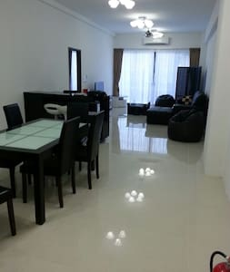 Surian condominium fully furnished - Penampang