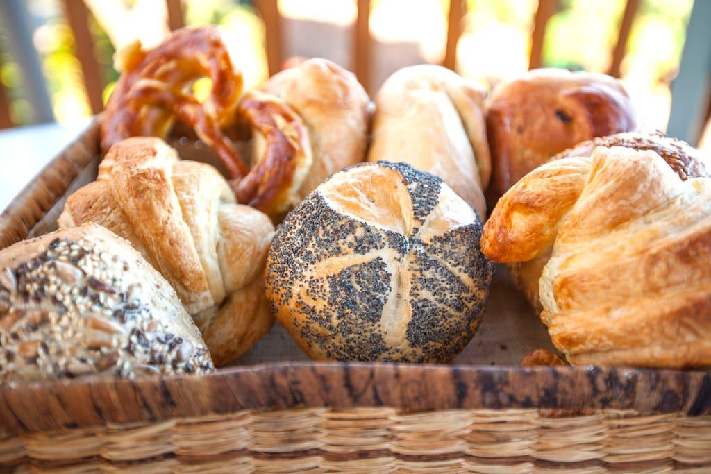bakery service - optional
