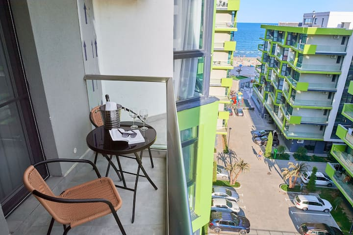 Azur Studio 116 Alezzi Spa n Pool Beach Resort