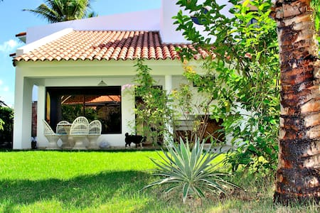 ocean view house in gated community Costambar - Puerto Plata