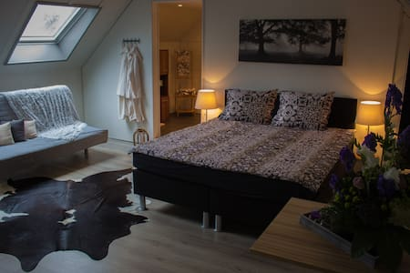 Genieten bij; Sistazz Bed and Breakfast. - Szoba reggelivel