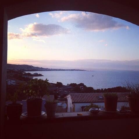 Casa vacanza in riva al mare