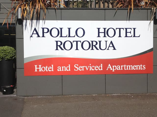 Apollo Hotel Rotorua - One Bedroom Apartment