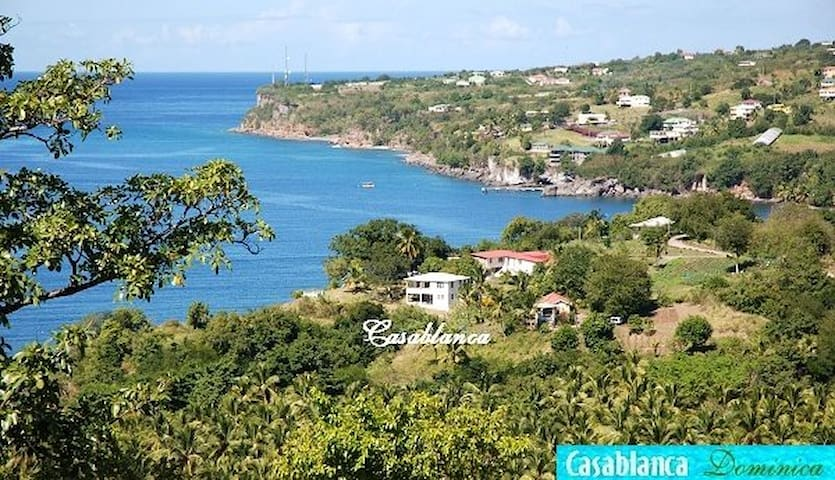 Dominica, Mero, Casablanca ocean view rental