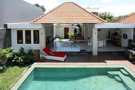 Papaya Villa Sanur - South Denpasar - House