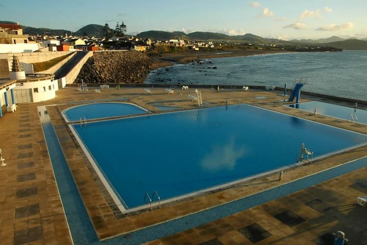 Private sea house 2017- whole apartment for you - Ribeira Grande - Flat