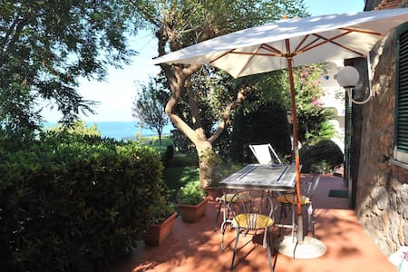 Dépendance - Sun, Sea and Comfort in Villa - Lacco Ameno - 公寓
