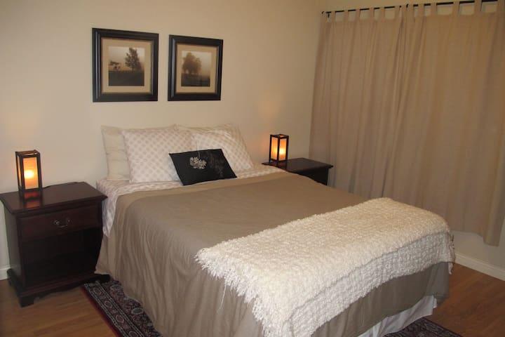 1 bdrm suite near transit-sleeps 4 - New Westminster - Apartment