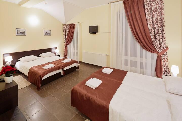 Room in Sleep Hotel 207 - Lviv - Huis