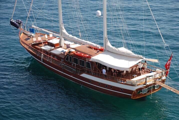 YACHT SAGAPO - BODRUM LUXURY YACHT - Bodrum - Boat