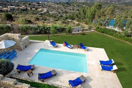 creteview villas Gaia - Chania - Villa