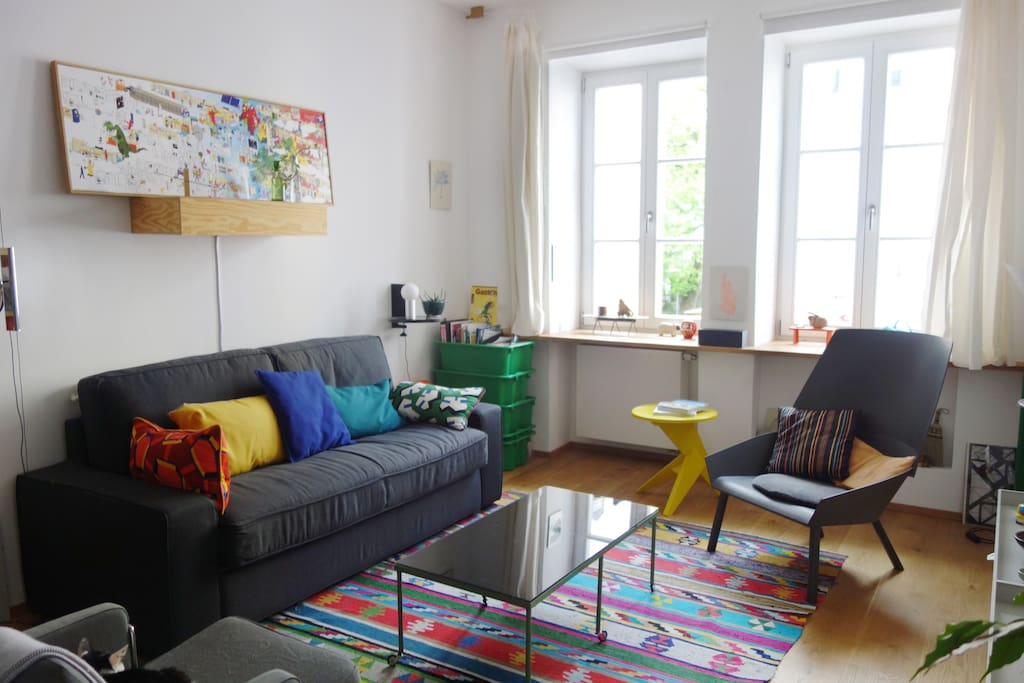 2 rooms design appartement in nice westend apartments for Appartement design nice