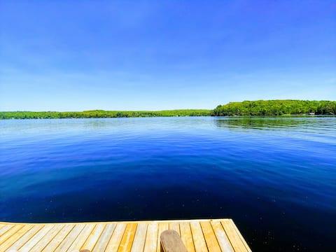 Three Mile Lake, 3 Bedroom Family Escape