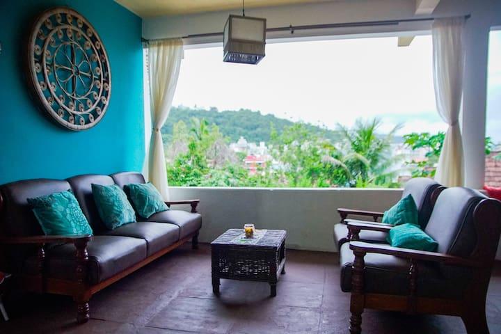 Lá Maga Beach House - Quarto Ilha macuco 01