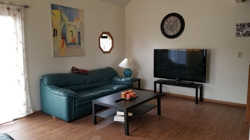 Remodeled Vacation & corporate 2 bed full unit