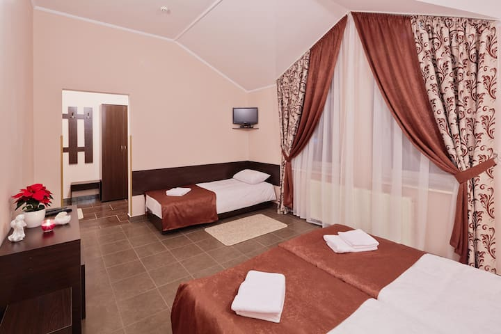 Comfortable room in Sleep Hotel 205 - Lviv - Casa