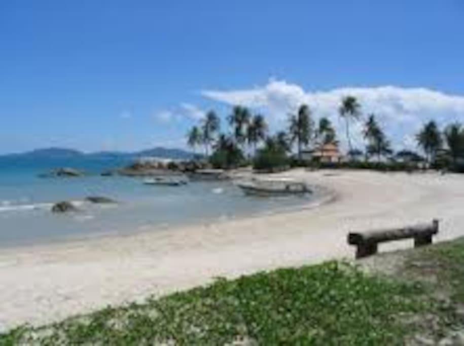 view pantai yg indah