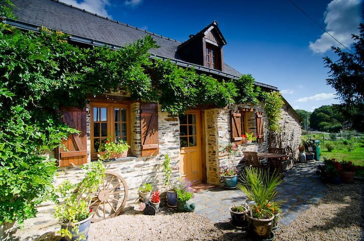 La Teillais Holiday Cottage