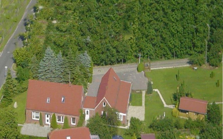 Ferienhaus - klassisch friesisch - Krummhörn - House