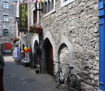 Kirwans Lane, Galway City Centre - Galway - Wohnung