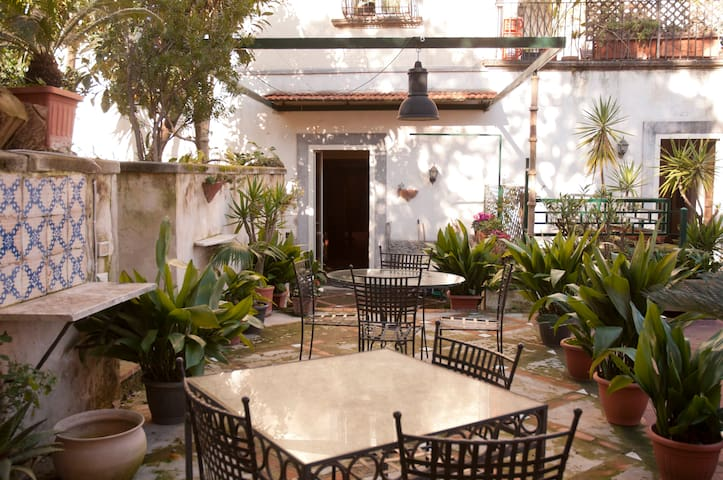 HISTORICAL RESIDENCE CENTRAL - Naples - Apartment