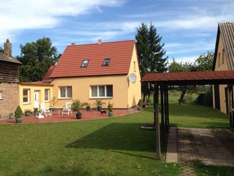 Tolles Erholungsparadies nahe Usedom