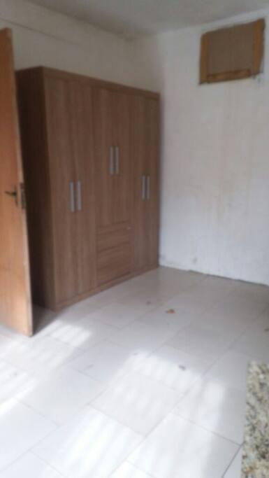 Quarto 2 espaço para até 4 pessoas (colchão)