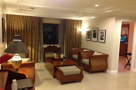 ASTORIA PLAZA RESIDENTIAL SUITE - Pasig City - Apartment