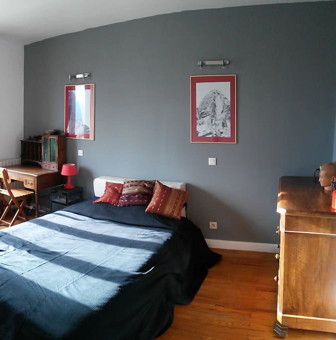 Chambre proche cole de management de grenoble appartements louer grenoble is re france - Chambre de commerce grenoble ...