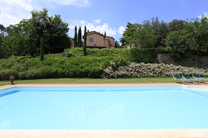 Villa Montanina - relax in Toscana
