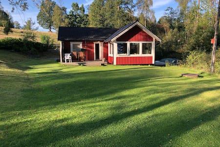 Lakeside cottage, Karshult, Gislaved